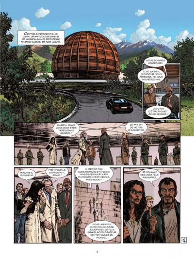 Page 1 arcanes tome 9 - l'expérience interdite