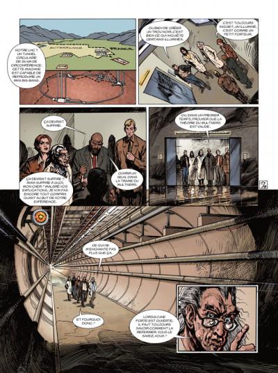 Page 2 arcanes tome 9 - l'expérience interdite