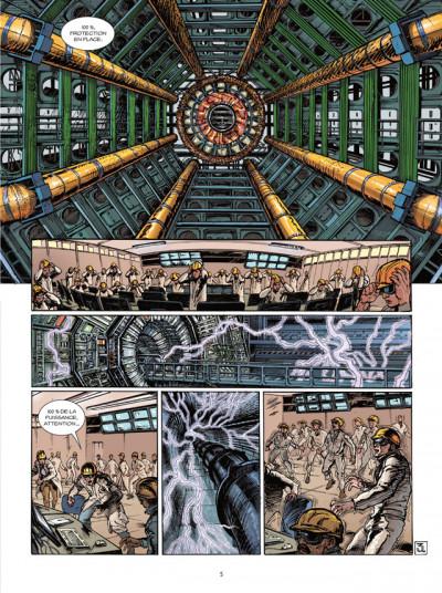 Page 3 arcanes tome 9 - l'expérience interdite