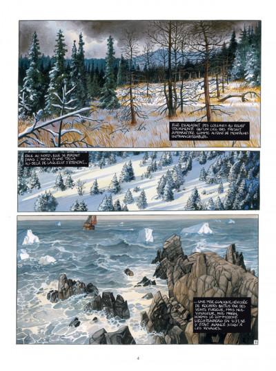 Page 2 le royaume de Borée tome 1 - Oktavius