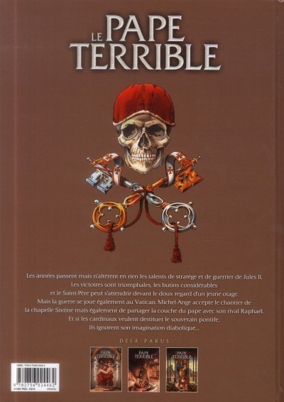 Dos Le pape terrible tome 3