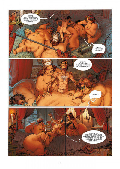 Page 3 Le pape terrible tome 3