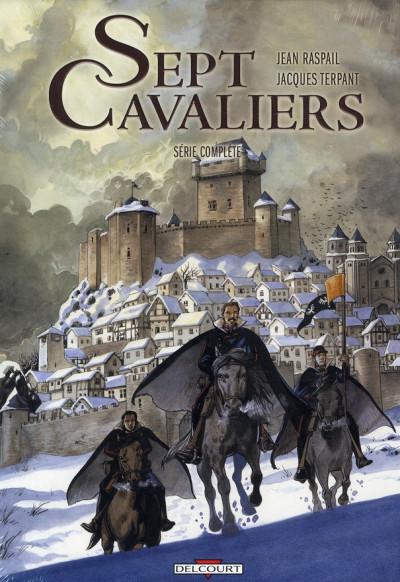 Couverture sept cavaliers