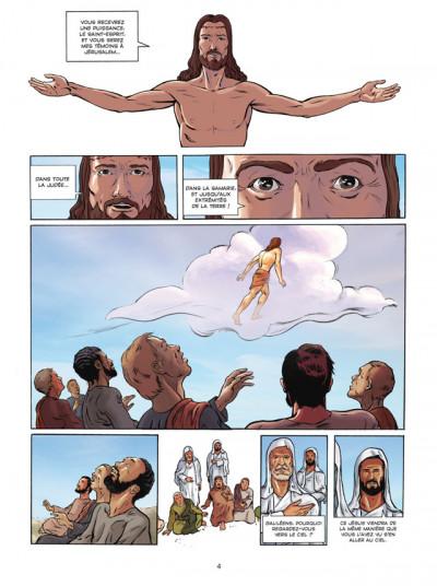 Page 2 la bible, le nouveau testament - les actes des apôtres tome 1