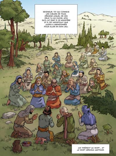 Page 4 la bible, le nouveau testament - les actes des apôtres tome 1