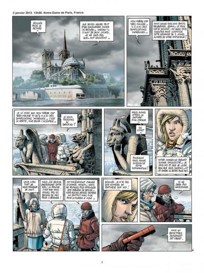 Page 1 le chant des stryges - saison 3 T.14 - enlèvements