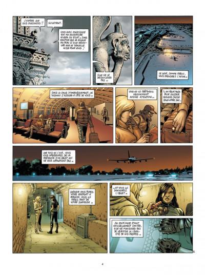 Page 2 le chant des stryges - saison 3 T.14 - enlèvements