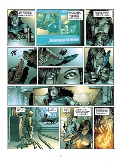 Page 3 le chant des stryges - saison 3 T.14 - enlèvements
