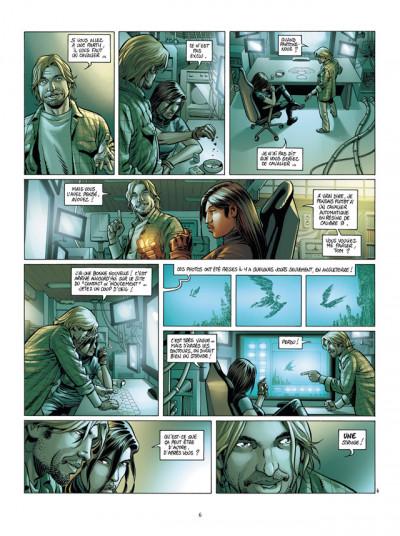 Page 4 le chant des stryges - saison 3 T.14 - enlèvements