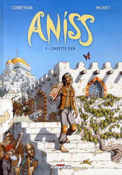 image de Aniss tome 1 - carpette diem