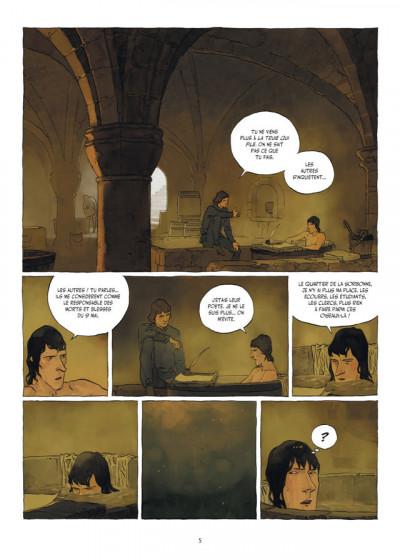 Page 2 Je, François Villon Tome 2 - Bienvenue parmi les ignobles