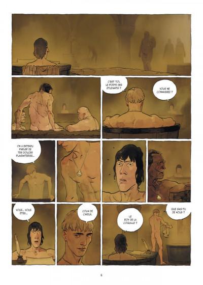 Page 3 Je, François Villon Tome 2 - Bienvenue parmi les ignobles