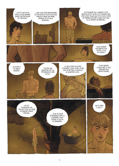 Page 4 Je, François Villon Tome 2 - Bienvenue parmi les ignobles