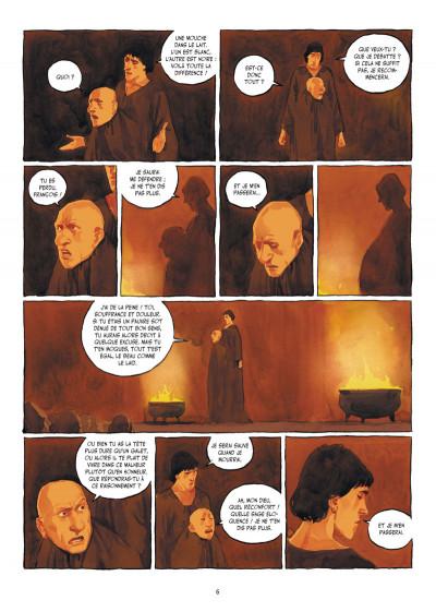 Page 3 Je, François Villon tome 3