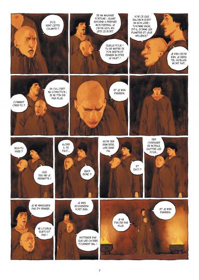 Page 4 Je, François Villon tome 3