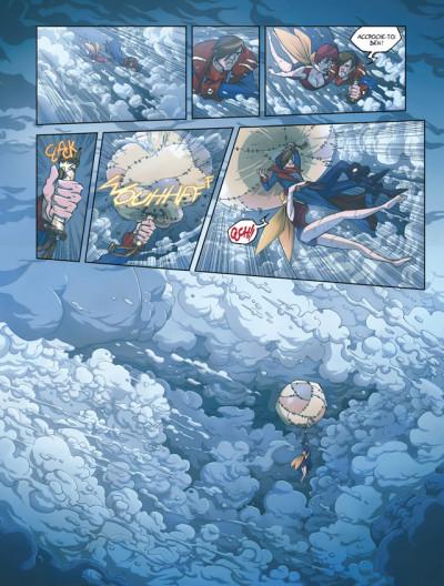 Page 1 azur tome 2 - l'oiseau sacré