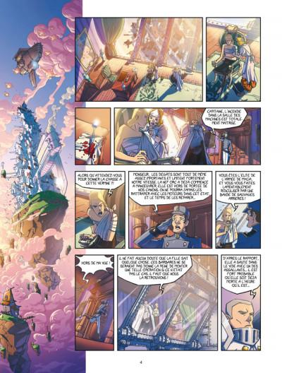 Page 2 azur tome 2 - l'oiseau sacré