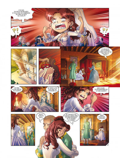 Page 2 la rose écarlate tome 8 - où es-tu ?