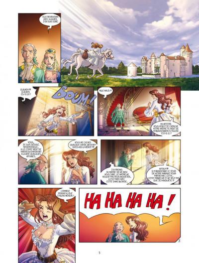 Page 3 la rose écarlate tome 8 - où es-tu ?