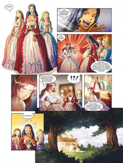 Page 4 la rose écarlate tome 8 - où es-tu ?