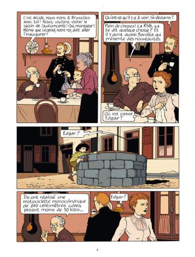 Page 2 la marque Jacobs ; une vie en bande dessinée