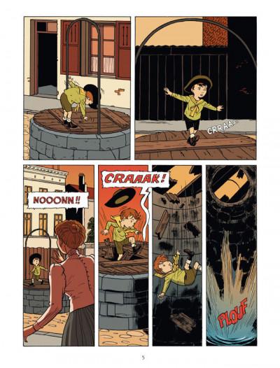 Page 3 la marque Jacobs ; une vie en bande dessinée