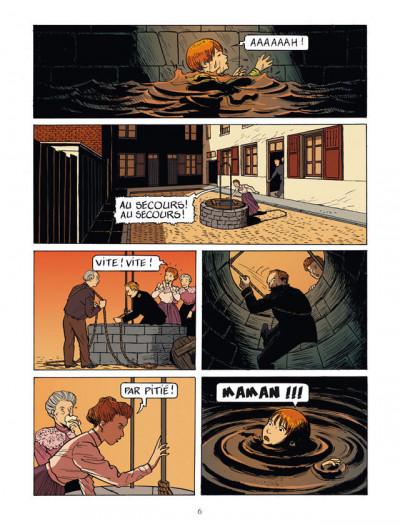 Page 4 la marque Jacobs ; une vie en bande dessinée