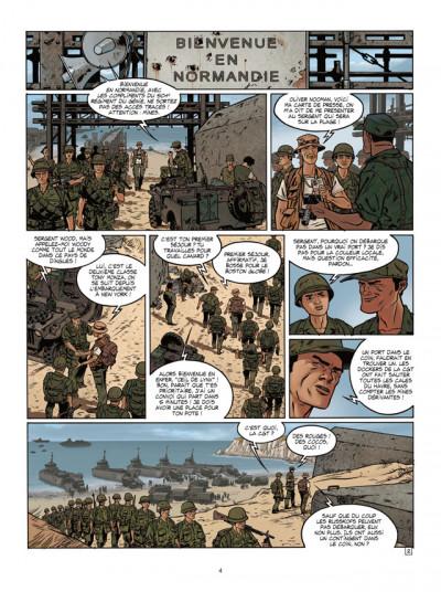 Page 2 jour J T.8 - Paris brûle encore