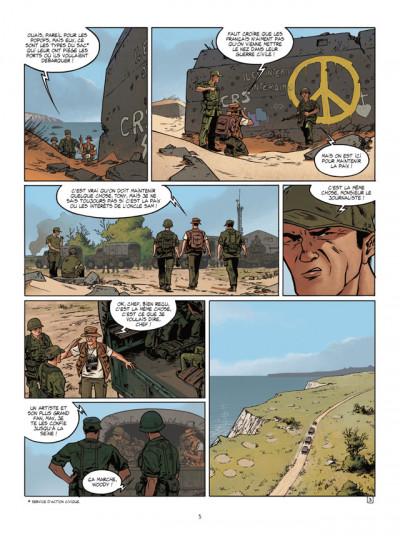 Page 3 jour J T.8 - Paris brûle encore