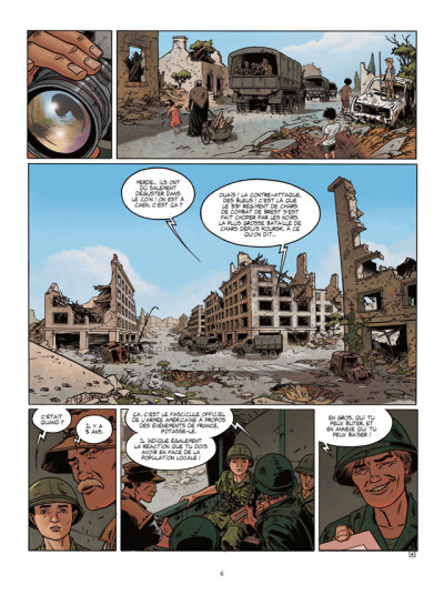 Page 4 jour J T.8 - Paris brûle encore