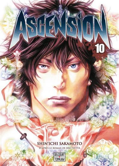 Couverture ascension tome 10