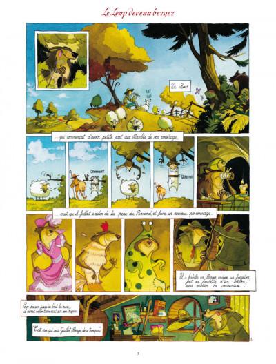 Page 1 La fontaine aux fables - intégrale