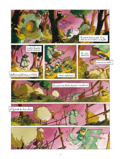 Page 2 La fontaine aux fables - intégrale
