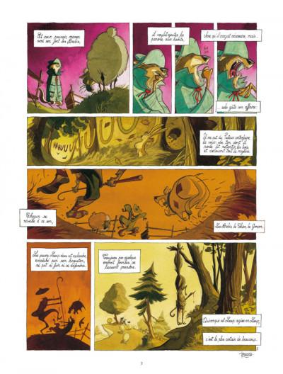 Page 3 La fontaine aux fables - intégrale