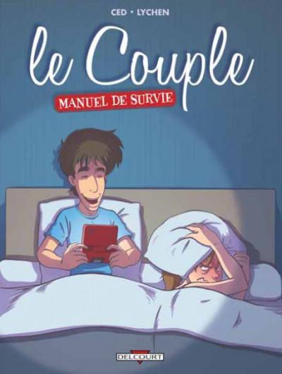 Couverture le couple - manuel de survie
