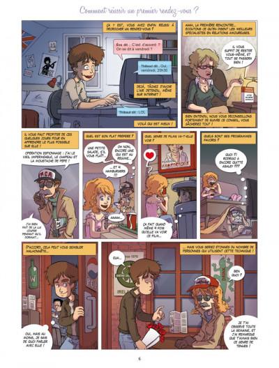 Page 4 le couple - manuel de survie