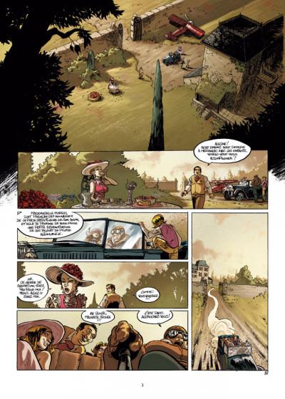 Page 1 le droit chemin tome 2 - la nuit de la goule