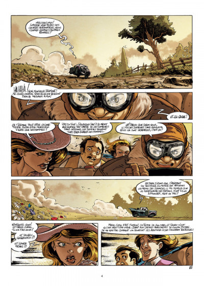 Page 2 le droit chemin tome 2 - la nuit de la goule