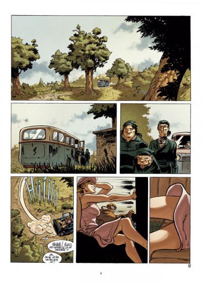 Page 4 le droit chemin tome 2 - la nuit de la goule