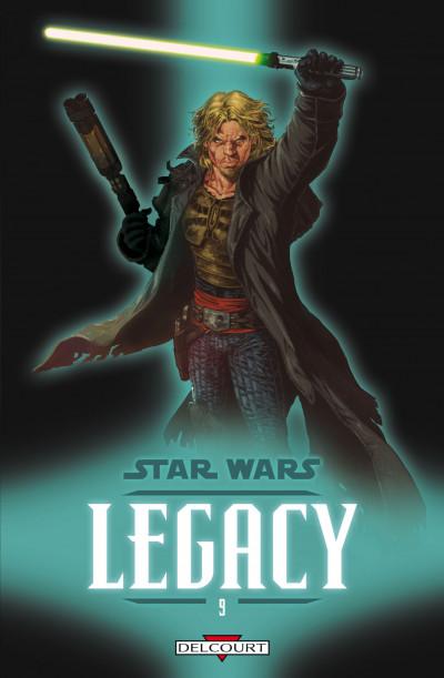 Couverture Star Wars - legacy tome 9 - le destin de Cade
