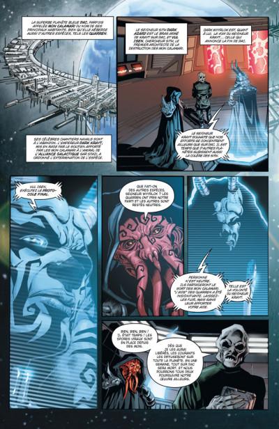 Page 1 Star Wars - legacy tome 9 - le destin de Cade