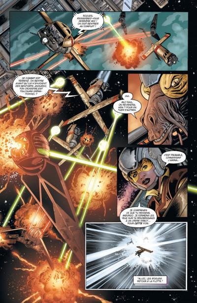 Page 4 Star Wars - legacy tome 9 - le destin de Cade