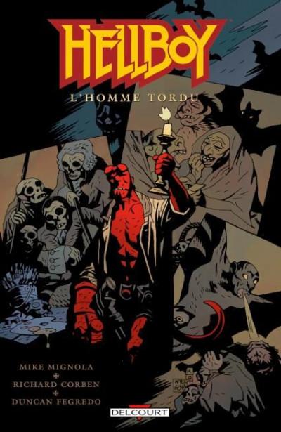 image de Hellboy tome 11 - l'homme tordu