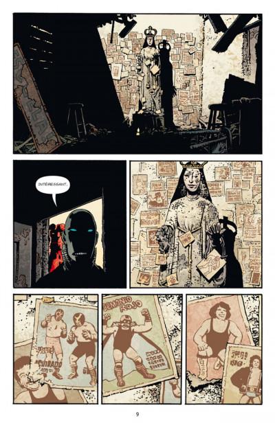 Page 3 Hellboy T.12 - la fiancée de l'enfer