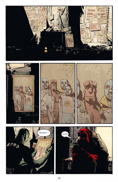 Page 4 Hellboy T.12 - la fiancée de l'enfer