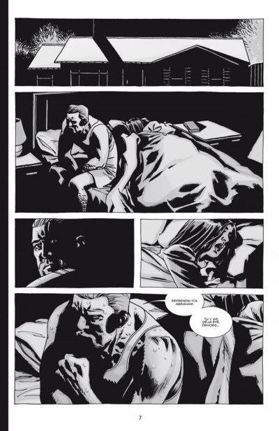 Page 1 walking dead tome 13 - point de non-retour