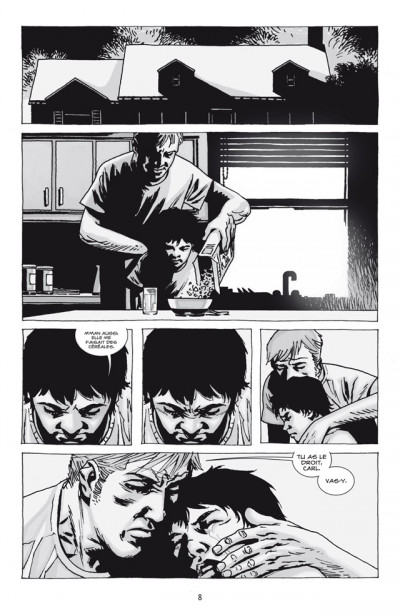 Page 2 walking dead tome 13 - point de non-retour