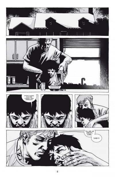 Page 2 walking dead T.13 - point de non-retour
