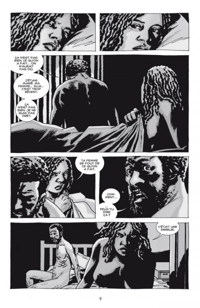 Page 3 walking dead tome 13 - point de non-retour