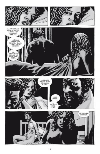 Page 3 walking dead T.13 - point de non-retour